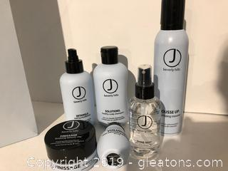 J Beverly Hills Pro Hair Products Lot R