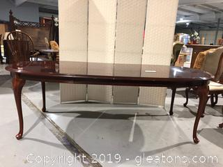 Lexington Dining Table W/2 Leaves