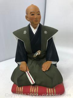 High End Hakata Urasaki Doll