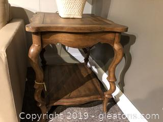 Cabriole Leg Accent Table by Hooker Furniture