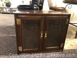 Great Vintage Cabinet