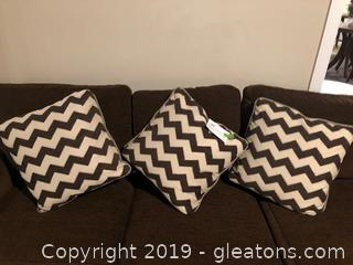 King Hickory Accent Pillows