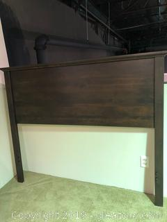 DIY Project Head Board