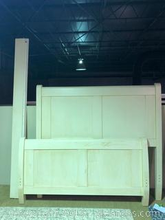 DIY Project Head Board Footboard Made by Archbold