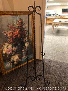 Very Nice French Easel