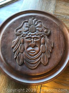 Hard Cover Honduran  Deco Piece