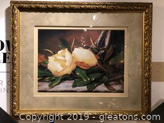 Magnolias  by Picture Gallery