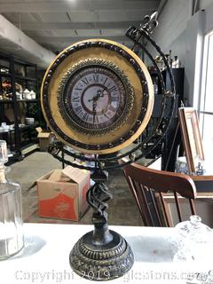 Very Unique Free Standing Clock