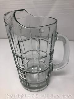 Tiffany Beverage Pitcher
