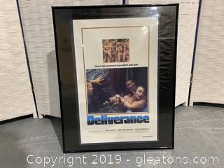 Vintage Deliverance Poster