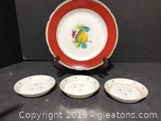 Vintage Mixed China Lot of S.T. Regis From Japan and English