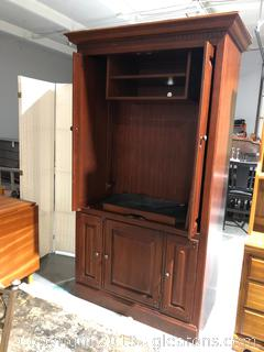 Television Armoire