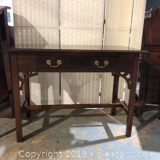 Petite Chippendale Desk
