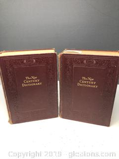 The New Century Dictionary Copyright 1948
