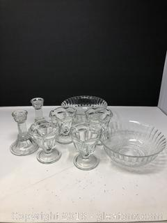 Miscellaneous Crystal Lot