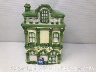 Post Office Cookie Jar