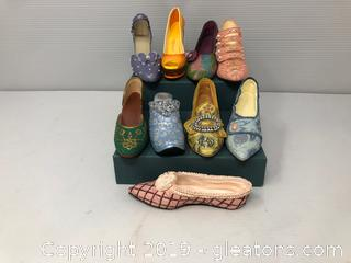 Miniature Shoe Collection