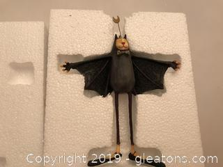Dept. 56 Krinkles Bat Cat Brother