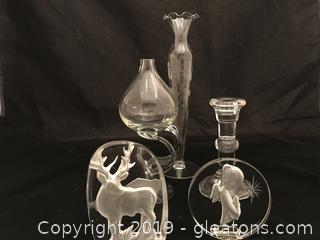 Very nice crystal lot,