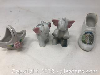 Smalls from Japan Porcelain