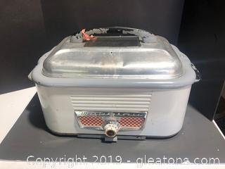 Vintage 1950's Westinghouse Roaster