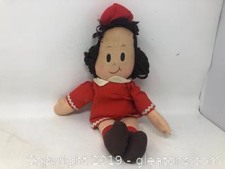 Vintage Horsman Rag Doll