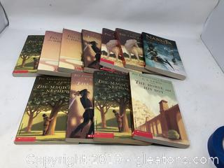 Book Lot 3