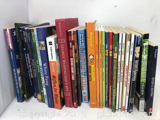 Book Lot 7