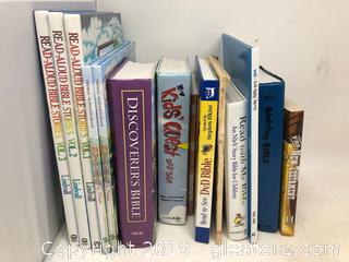 Book Lot 8