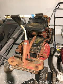 Snapper Riding Mower-parts only