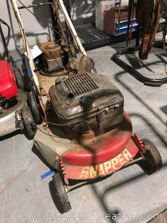 Snapper Push  Mower-parts only