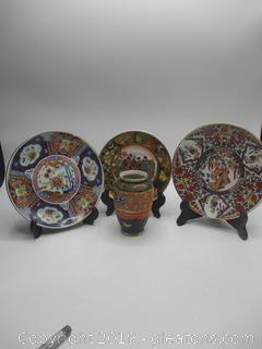 Vintage Imari Lot