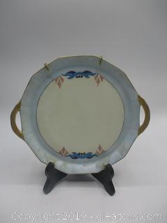 Vintage Hanging Plate