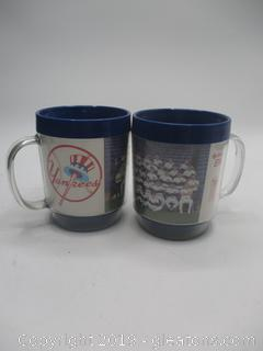 New York Yankees Team Photo Mugs