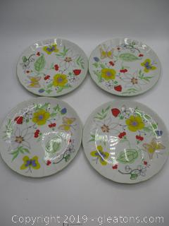 Taste Seller by Sigma Plates 4 pc