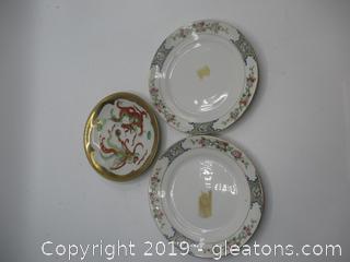 Mixed Plate Lot D