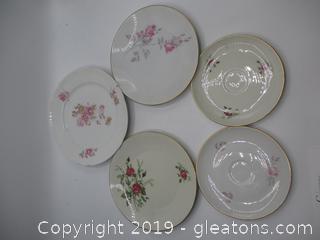 Mixed Plate Lot B