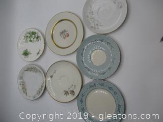Mixed Plate Lot A