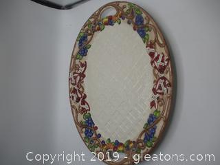 Large Noritake Platter