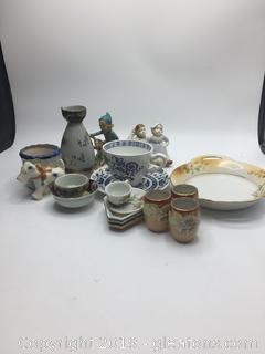 Japan Lot - China/Ceramic