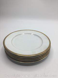 Vintage Delta Airlines China Plates