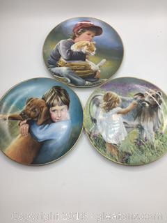 The Hamilton Collection Collectors Plates