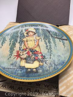 Knowles Collectors Plate Lot C