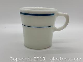 U.S. Navy Pyrex Mug
