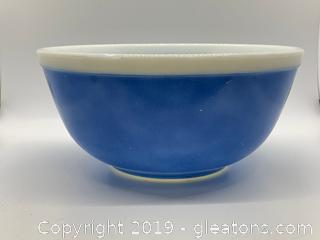 Primary Colors Blue Bowl