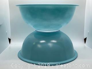 Robin Egg Blue 325 Bowls Set of 2