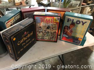 Game Lot 6 Games