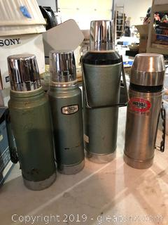 Vintage Thermos Lot (4) # 1