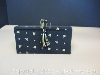 Small Vintage Clutch Purse