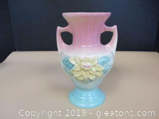 Vintage Hull Art Pottery Vase